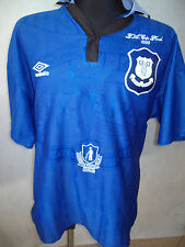 Everton Liverpool L Umbro F.A Cup Final 1995 TOP Condition shirt jersey rare