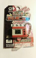 RED BANDAI DIGIMON MINI XROS WARS DIGIVICE DEVICE MACHINE SEALED Digital Monster