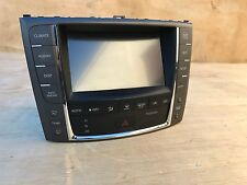 LEXUS 10-13 IS250 IS350 NAVIGATION DISPLAY TOUCH SCREEN MONITOR GPS NAVI OEM