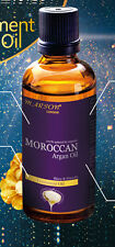 Argan Oil - 100% Pure and Certified Organic Moroccan Argan Oil. 100ml
