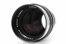 [Exc+++++] Nippon Kogaku NIKKOR P.C PC 10.5cm 105mm f/2.5 Nikon S from Japan
