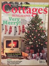 Cottages & Bungalows Holiday Guide Vol 8 #6 Dec/Jan 2014/15 FREE SHIPPING