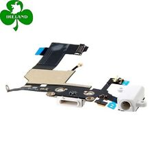 FOR iPHONE 5 5G WHITE CHARGING USB DOCK PORT FLEX REPLACEMENT