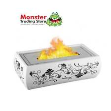 BRAND NEW CERAMIC TABLE TOP ETHANOL FIREPLACE- TABLE TOP BURNER