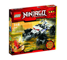 2518 NUCKALS ATV Includes Kai Drago lego legos set NEW ninjago NISB ninja