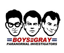 NEW Pep Boys/Ghostbusters Egon Ray Peter Boys in Gray Automotive Shirt Mens XL
