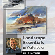NEW DVD: LANDSCAPE ESSENTIALS IN WATERCOLOR WITH DALE LAITINEN