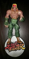 ReSaurus Street Fighter Series Alex Figure!