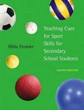 Teaching Cues for Sport Skills for Secondary School Students (4th Edition), Fron