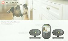 Motorola Pet Digital Video Monitor SCOUT500/2