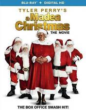 Tyler Perry's A Madea Christmas [Blu-ray + Digital HD] DVD, Lively, Eric, Larry