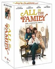 ALL IN THE FAMILY The Complete Series Seasons 1-9 NEW DVD Box Set