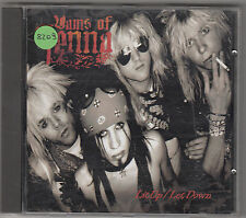 VAINS OF JENNA - lit up let down CD