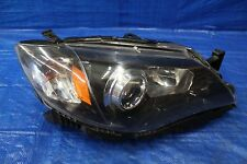 2008 SUBARU IMPREZA WRX SEDAN TURBO OEM RH PASSENGER HEADLIGHT ASSY GV7 #2266