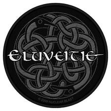 ELUVEITIE - CELTIC KNOT PATCH - BRAND NEW - MUSIC BAND 2345
