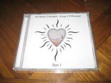Human Drama Songs of Betrayal Part 1 CD Alternative Gothic Punk Hard Rock - 1999