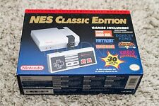Nintendo NES Classic Edition Mini Console w/ 30 Games, Quick Shipping!