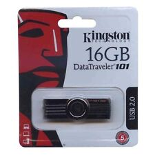 Kingston DataTraveler 101 G2 16 GB Pen Drive Pendrive 16gb