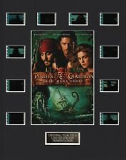 * Pirates of the Caribbean 2 Dead Mans Chest 35mm Film Display *