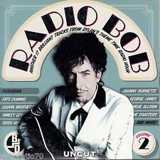 RADIO BOB 17 tracks from Dylan's Theme Time  CD - Uncut