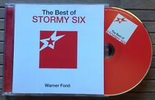 STORMY SIX / THE BEST - CD (Italy 1999) FUORI CATALOGO