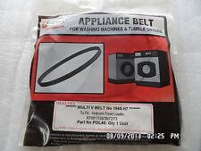 1 x Washing Machine Multi V Belt 1945H7