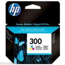 HP No 300 Colour Original OEM Inkjet Cartridge For C4600,C4680