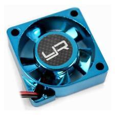 Yeah Racing Tornado High Speed Cooling Fan for Motor Heat Sink Blue 30x30x10mm