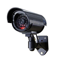 Outdoor CCTV LED Light Record Flashing Waterproof Fake Dummy Security Camera