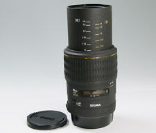 Sigma 105mm F/2.8 EX MACRO Lens for Canon Works with Digital w/sample image