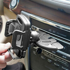 New Universal Car CD Slot Phone Mount Holder Cradle For Mobiles iPhone Samsung H