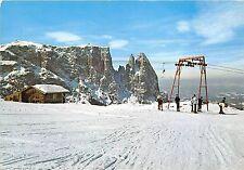 B47816 Laurino Le Sciliar ski sky cable train  italy