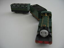 EMILY & CARRIAGE Motorised Battery Engine Wooden Train Track ( Brio Thomas Tomy