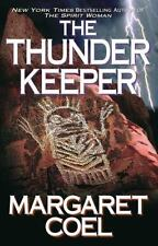 The Thunder Keeper (Wind River Reservation Mystery)-ExLibrary