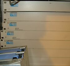 Lot of 9 Leitch Press 12x1 Routing Switcher, 16x1 SBAp, XPR-12VA2