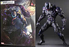"PLAY ARTS KAI Marvel Universe Variant Venom Spider-man 10"" ACTION FIGURE"
