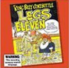 KING BILLY COKEBOTTLE Legs Eleven CD BRAND NEW Australian Comedy