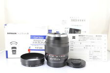 [MINT++]Carl zeiss Distagon T* 35mm F/2 ZE lens For Canon EF Mount w/Box