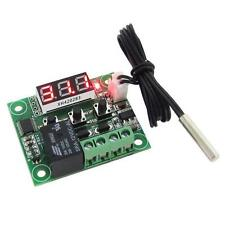 -50-110°C W1209 Digital thermostat Temperature Control Switch DC 12V +Sensor K1