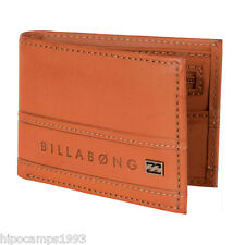 Cartera de piel sintética Billabong Vacant Wallet Antique U5WM03
