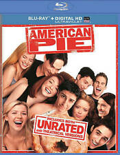 American Pie (Blu-ray Disc, 2014, Includes Digital Copy UltraViolet)