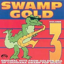 Various Artists: Swamp Gold 3  Audio Cassette