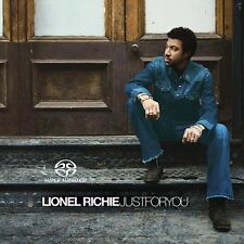 Just for You by Lionel Richie (CD, Jun-2004, Island (Label))