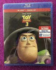 Toy Story 3  (Blu-ray/Digital HD, 2015) NEW