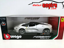 Bburago Race & Play 1/18 - Ferrari LaFerrari White
