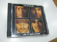 THE BEATLES CD LET IT UNPLUGGED