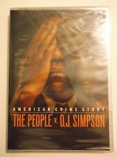 American Crime Story: The People v. O.J. Simpson (DVD, 2016) BRAND NEW Series