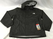 The North Face Men's Resolve Waterproof Jacket Asphalt Grey Size M