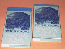 Die blaue Blume die schönsten Romantischen Erzählungen der Weltliteratur