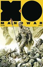 X-O MANOWAR 1 VOL 5 1:50  J G JONES INCENTIVE XO ICON VARIANT